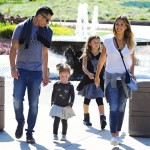 Jessica Alba & Family Enjoy a Relaxed Sunday Together