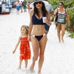 Bethenny Frankel Soaks Up the Sun in Miami