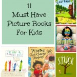 11 Books That Should Be On Every Kids Bookshelf