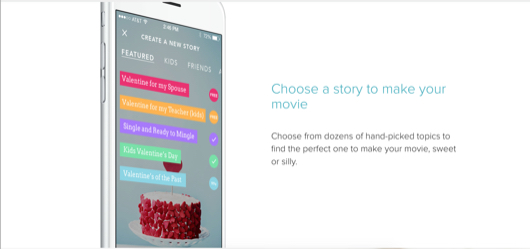 Make a Lasting Memory This Valentine's Day With One Day App