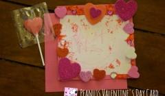 Peanuts Valentine's Day Card