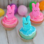 Peep Cupcakes For Easter