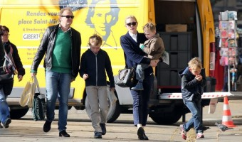 Cate Blanchet and Andrew Upton Welcome Fourth Child, Daughter Edith Vivian Patricia