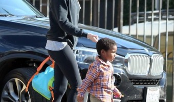 Charlize Theron and Jackson Attend Dance Class Amid Rumors Sean Penn's Will Adopt Her Son