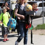 Gwen Stefani's Super Soccer Mom Style (PHOTOS)