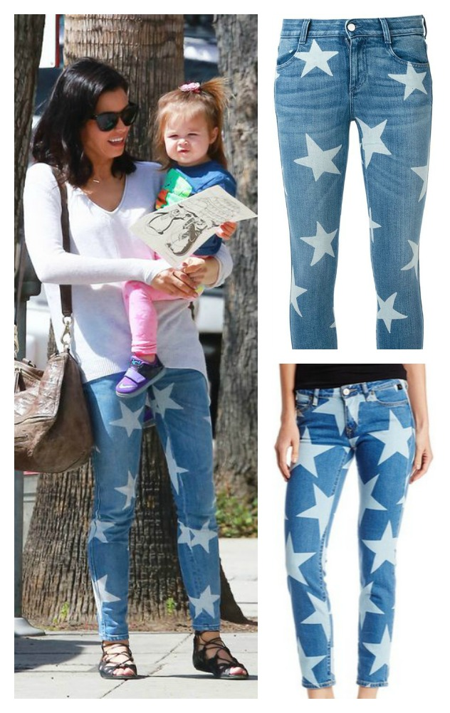 Jenna Dewan and Daughter Everly's Star-Pattern Style - Steal the Look