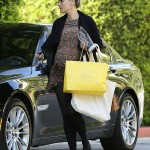 Molly Sims Comfortable and Chic Pregnancy Style (PHOTOS)