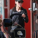 Sandra Bullock Spends Time With Son Louis After Michael McDonald Mardis Gras Date