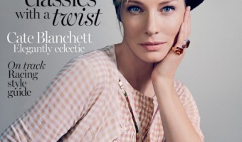 Cate Blanchett: Motherhood Has Taught Me How to Compromise