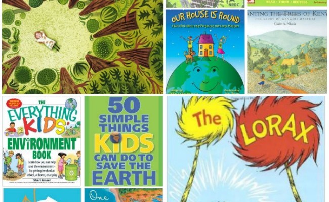 10 Terrific Kids' Books About the Environment #EarthDay