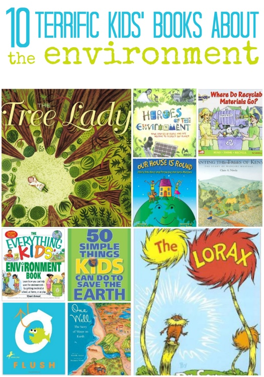 10 Terrific Kids' Books About the Environment