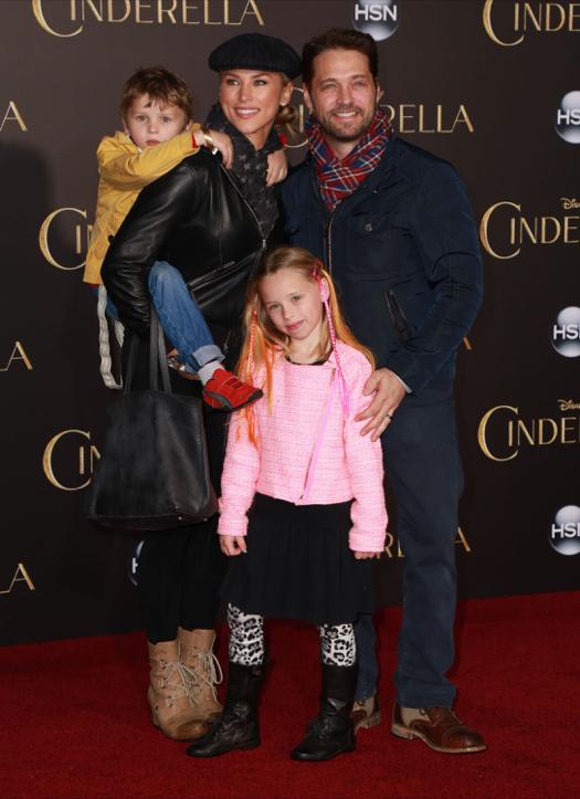 Disney's 'Cinderella' Los Angeles Premiere