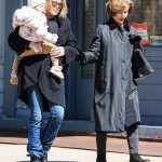Jenna Bush Hager Takes a Family Stroll in NYC