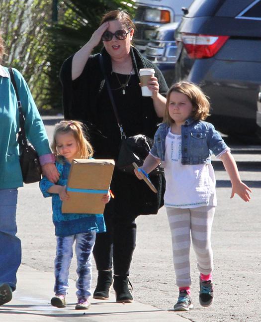 Melissa Mccarthy Children 2015