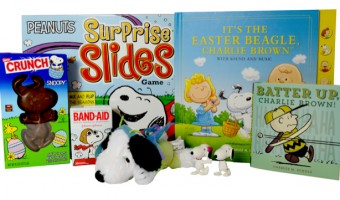 Welcome the Start of Spring With the Peanuts Gang #Giveaway