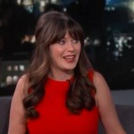Zooey Deschanel: You Can't Eat So Many Things When You're Pregnant!