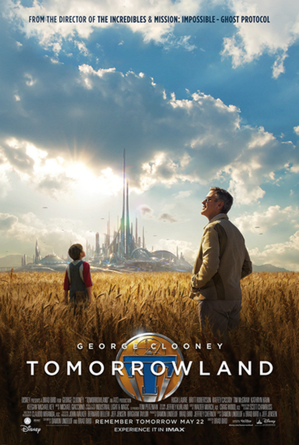'Tomorrowland' - The New Family-Friendly Movie and Walt Disney's Story Behind the Magic the