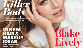 Blake Lively Covers Allure