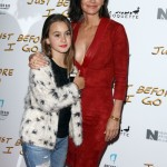 Courteney Cox Takes Daughter Coco to Movie Screening