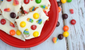 Skittles Rainbow Bark Kids Will Love