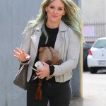 Hilary Duff: I'm Proud of Co-Parenting With Mike Comrie