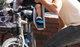 Josh Duhamel: Bonding Bike Ride With Axl