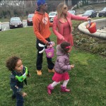 Mariah Carey & Nick Cannon Spend Easter With Their Twins