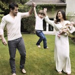 Vanessa Minnillo-Lachey Shares Family Portrait