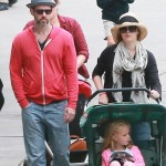 Amy Adams & Darren Le Gallo Visit the Zoo With Aviana