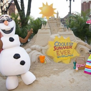 "Walt Disney World Resort Set to Kick off ""Coolest Summer Ever"""