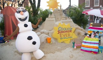 "Walt Disney World Resort to Kick off ""Coolest Summer Ever"""