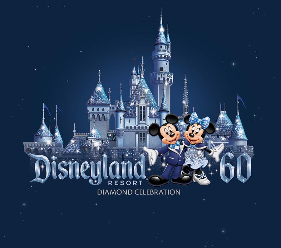 Get Ready For the Disneyland Resort Diamond Celebration