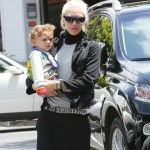 Gwen Stefani: Memorial Day Weekend Outing With Family