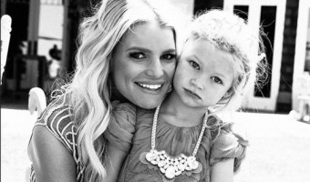 Jessica Simpson Shares Snapshot with her Birthday Girl