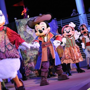 Everything You Need to Know About Disney Cruise Line's Pirate Night