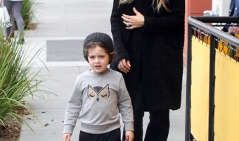 Rachel Zoe & Skyler Make a Coffee Stop