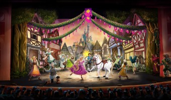 Disney Cruise Line: Creating Music For 'Tangled: The Musical'