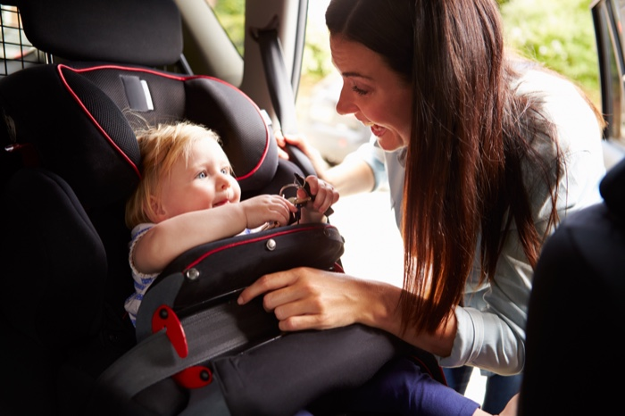 Tips for Keeping Children Under Two Occupied on the Road