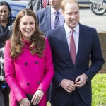 Prince William & Kate Middleton Welcome Baby Girl