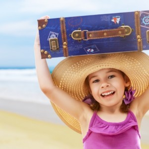 Tips For Packing Kids Luggage For Vacation