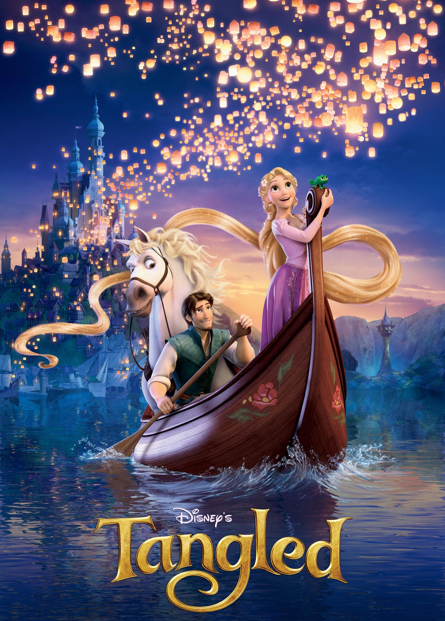 Animated Tangled Series With Mandy Moore & Zachary Levi in the Works