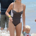 Teresa Palmer & Family Vacation in Maui