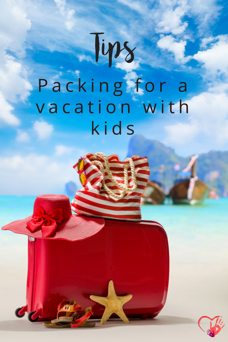 family vacations are tons of fun and these tips for packing kids luggage for vacation make it so much easier for parents when your children are able to