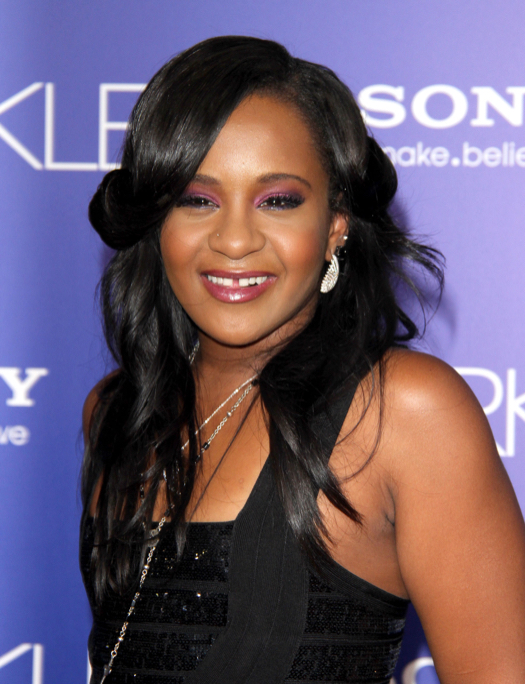 Bobbi Kristina Brown Dies at 22, File Photos
