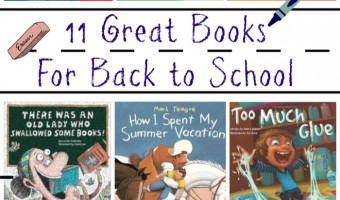 The Best Back to School Books Every Young Child Needs