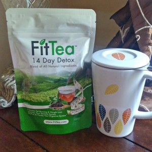 FitTea: All Natural 14 Day Detox Review