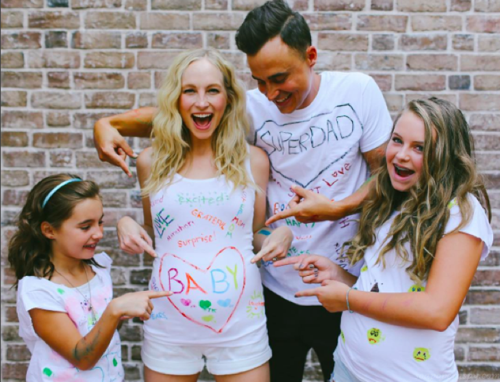 The Vampire Diaries Star Candice Accola Pregnant With Baby Number One, Shares Pregnancy News And Pic Of Bump