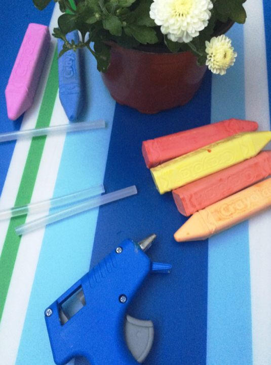 Teacher's Gift Chalk Plant