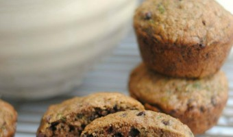 Zucchini Chocolate Chip Muffins – Chocolate and Vegetables in One Treat