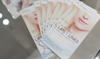 Getting Gorgeous Lips with Restylane® Silk